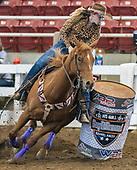 Grand Slam #4 All Bull Rodeo & Barrel Racing
