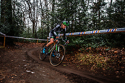 Marianne Vos, NK Veldrijden Elite-Vrouwen en Amateur-Vrouwen / Dutch Championship Cyclocross Elite Women and Amateur Women at Sint Michielsgestel, Noord-Brabant, The Netherlands, 8 January 2017. Photo by Pim Nijland / PelotonPhotos.com | All photos usage must carry mandatory copyright credit (Peloton Photos | Pim Nijland)