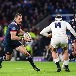Scott Spedding of France during the RBS Six Nations match between England and France at Twickenham Stadium on February 4, 2017 in London, United Kingdom. (Photo by Dave Winter/Icon Sport)