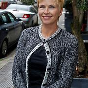 NLD/Amsterdam/20101018 - Lunch 25 jarig bestaan blad Beau Monde, Anita Witzier