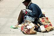 New York, New York. Etats-Unis. 11 Mai 2004.Prince street..New York, New York. United States. May 11th 2004.Prince street