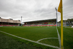 General view of the Energy Check Stadium at Firhill before the Betfed Cup Second Round match at the Energy Check Stadium at Firhill, Glasgow.