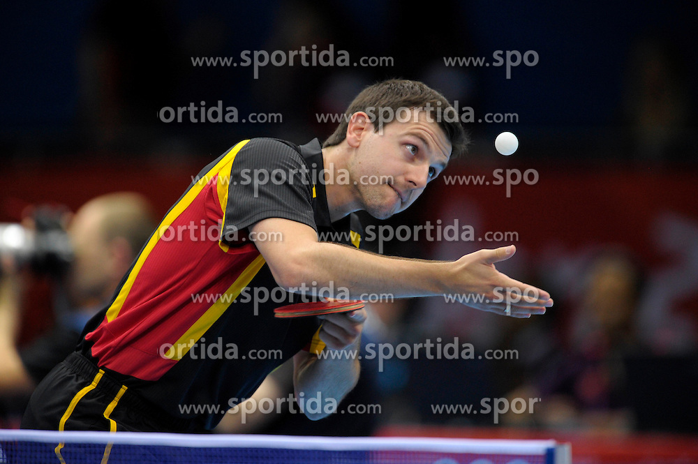 Olympic Games London 2012, Table Tennis Team.Timo Boll (GER) .© pixathlon