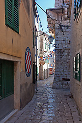 Founded in Roman times on the shores of the Adriatic, Vodice today is an interesting mix of narrow, almost medieval lanes and more modern commercial enterprises.