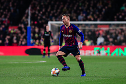 February 6, 2019 - Barcelona, BARCELONA, Spain - 08 Arthur Melo of FC Barcelona during the semi-final first leg of Spanish King Cup / Copa del Rey football match between FC Barcelona and Real Madrid on 04 of February of 2019 at Camp Nou stadium in Barcelona, Spain (Credit Image: © AFP7 via ZUMA Wire)