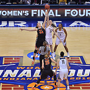 No. 1 UConn vs. No. 2 Oregon State