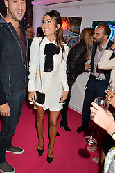 JAYNE BLIGHT at Light Up Your Life - a party hosted by Lillingston held at Lights of Soho, 35 Brewer Street, London on 1st October 2015.