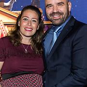 NLD/Amsterdam/20191005 - De Brief voor Sinterklaas, Peter Post en zwangere partner