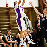Galileo v Piedmont Boys Basketball 121410