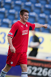 Falkirk's Chris Smith..Falkirk v Raith Rovers, 18/8/2012..