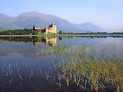 Kilchurn castle, Loch awe