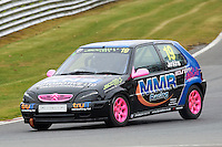 #19 Callum JENKINS Citroen Saxo VTR 1600 during Junior Saloon Car Championship as part of the BARC NW - Championship Raceday  at Oulton Park, Little Budworth, Cheshire, United Kingdom. March 19 2016. World Copyright Peter Taylor/PSP. Copy of publication required for printed pictures.  Every used picture is fee-liable. http://archive.petertaylor-photographic.co.uk
