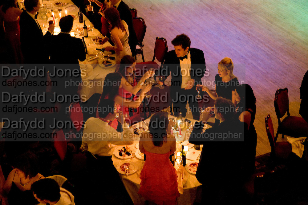LOYAL TOAST, The 30th White Knights charity  Ball.  Grosvenor House Hotel. Park Lane. London. 10 January 2009 *** Local Caption *** -DO NOT ARCHIVE-© Copyright Photograph by Dafydd Jones. 248 Clapham Rd. London SW9 0PZ. Tel 0207 820 0771. www.dafjones.com.<br /> LOYAL TOAST, The 30th White Knights charity  Ball.  Grosvenor House Hotel. Park Lane. London. 10 January 2009