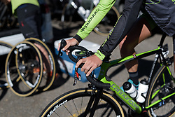 Cylance Pro Cycling have a new look Cannondale at Amgen Breakaway from Heart Disease Women's Race empowered with SRAM (Tour of California) - Stage 1. A 117km road race around Lake Tahoe, USA on 11th May 2017.