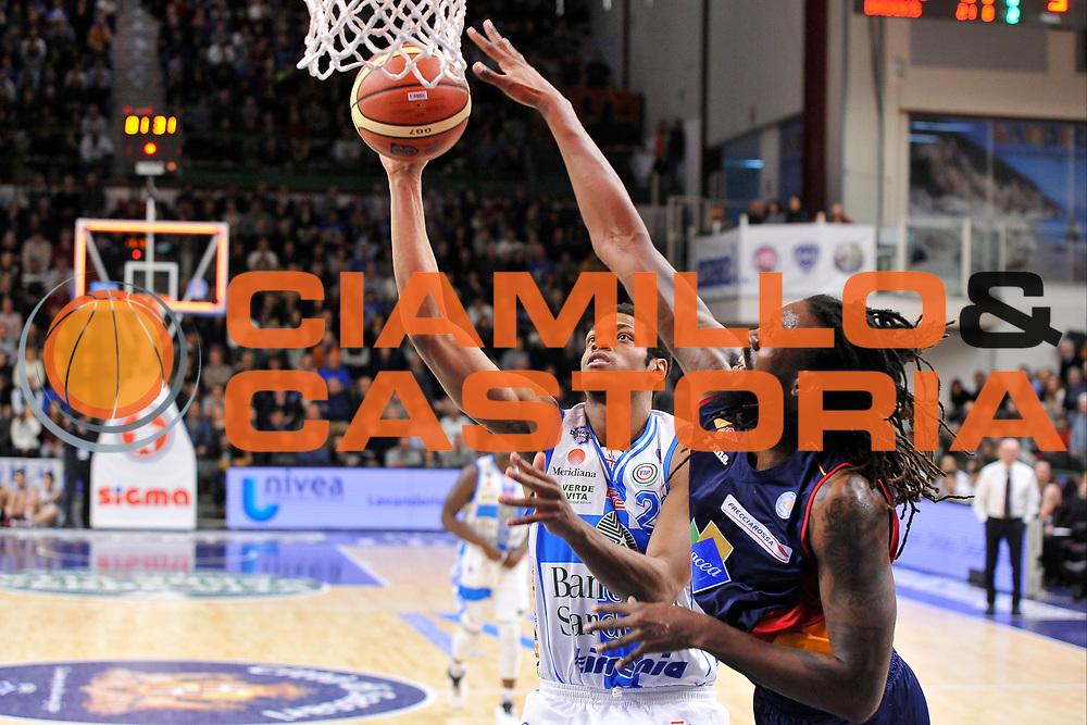 DESCRIZIONE : Campionato 2014/15 Dinamo Banco di Sardegna Sassari - Virtus Acea Roma<br /> GIOCATORE : Jeff Brooks<br /> CATEGORIA : Tiro Penetrazione Sottomano<br /> SQUADRA : Dinamo Banco di Sardegna Sassari<br /> EVENTO : LegaBasket Serie A Beko 2014/2015<br /> GARA : Dinamo Banco di Sardegna Sassari - Virtus Acea Roma<br /> DATA : 15/02/2015<br /> SPORT : Pallacanestro <br /> AUTORE : Agenzia Ciamillo-Castoria/C.Atzori<br /> Galleria : LegaBasket Serie A Beko 2014/2015<br /> Fotonotizia : Campionato 2014/15 Dinamo Banco di Sardegna Sassari - Virtus Acea Roma<br /> Predefinita :Predefinita :
