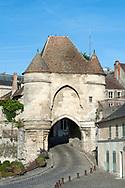 Porte d'Ardon, Laon, Aisne, France © Rudolf Abraham