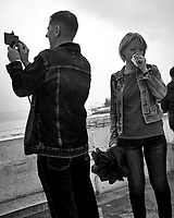Smartphone Photographer. Afternoon walkabout in Lisbon. Image taken with a Leica CL camera and 23 mm f/2 lens.