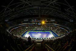 Arena Stozice during futsal match between Portugal and Spain in Final match of UEFA Futsal EURO 2018, on February 10, 2018 in Arena Stozice, Ljubljana, Slovenia. Photo by Urban Urbanc / Sportida