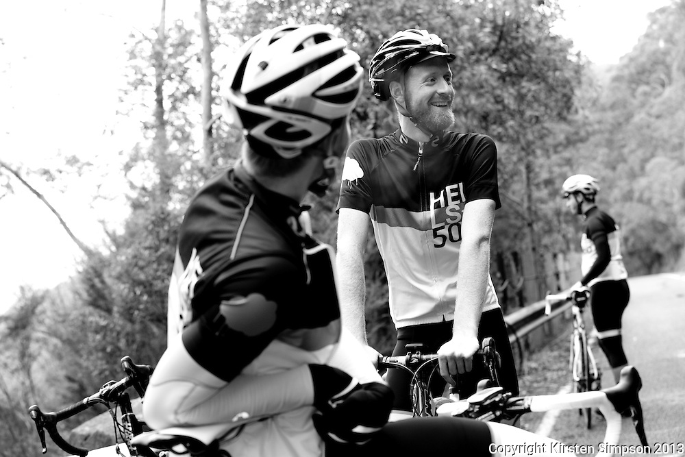 Crew: The key to riding better is simple. Surround yourself with people that are better than you. The hard-working rouler. The silky-smooth bomb descender. The enragingly effortless climber.. or in the Hells 500 crew&rsquo;s case &ndash; the combination of all three with the added inspiring ultra endurance of rider Joel Nicholson. For us the association is not so much a case of etching in a new chapter in skilling-up, it&rsquo;s re-writing the book. Push yourself by riding with someone better, and the worst that will happen is you'll learn a thing or two*. Get the inside running on how he approaches ultra-endurance riding both mentally and physically at Endless Revolutions (http://endlessrevolutions.wordpress.com/). <br /> *and possibly a couple of new and inventive ways to suffer.