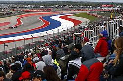 October 20, 2018 - Austin, United States - Motorsports: FIA Formula One World Championship; 2018; Grand Prix; United States, FORMULA 1 PIRELLI 2018 UNITED S GRAND PRIX , Circuit of The Americas#11 Sergio Perez (MEX, Sahara Force India F1 Team) (Credit Image: © Hoch Zwei via ZUMA Wire)