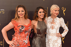 Kether Donohue; Vanessa Hudgens; Julianne Hough bei der Ankunft zur Verleihung der Creative Arts Emmy Awards in Los Angeles / 110916 <br /> <br /> *** Arrivals at the Creative Arts Emmy Awards in Los Angeles, September 11, 2016 ***