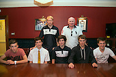 06-06-2013 - Dundee sign Under 17s