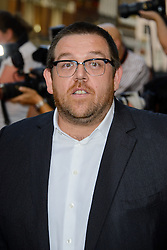 GQ Men of the Year Awards 2013. <br /> Nick Frost during the GQ Men of the Year Awards, the Royal Opera House, London, United Kingdom. Tuesday, 3rd September 2013. Picture by Chris  Joseph / i-Images