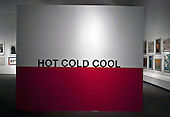 Hot Cold Cool (Installation Images)