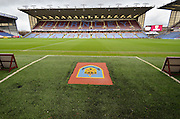 Tne Turf Moor Pitch before the Sky Bet Championship match between Burnley and Charlton Athletic at Turf Moor, Burnley, England on 19 December 2015. Photo by Mark Pollitt.