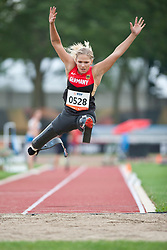 LOW Vanessa, GER, Long Jump, T42, 2013 IPC Athletics World Championships, Lyon, France