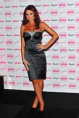 The Prima  High Street Fashion Awards 13-9-12
