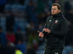 Southampton manager Ralph Hasenhuttl gestures to the fans at the final whistle - Mandatory by-line: Jack Phillips/JMP - 02/02/2019 - FOOTBALL - Turf Moor - Burnley, England - Burnley v Southampton - English Premier League