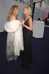 Left to right, GERI HALLIWELL and EMMA BUNTON at the 2008 Glamour Women of the Year Awards 2008 held in the Berkeley Square Gardens, London on 3rd June 2008.<br /><br />NON EXCLUSIVE - WORLD RIGHTS