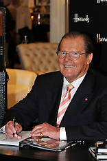 OCT 11 2012 Roger Moore Book Signing