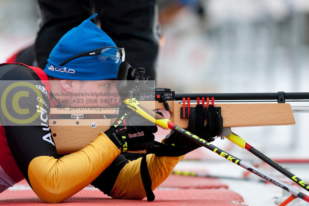 HAUCH Max, Biathlon Middle Distance, Oberried, Germany