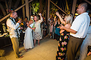 Amy and Wade's wedding, San Diego, Mission Bay, April 11 2015.