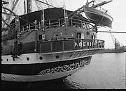 Italian Ship Amerigo Vespucci in Dublin 12/09/1978