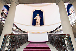 Wentworth Woodhouse - The Pillared Hall/Staircase<br /> 26 June 2013<br /> Image &copy; Paul David Drabble<br /> www.pauldaviddrabble.co.uk
