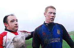 Westport's Chris Ryan...Pic Conor McKeown.