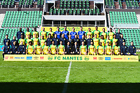 Team of Nantes during photoshooting of Fc Nantes for new season 2017/2018 on September 18, 2017 in Nantes, France. (Photo by Philippe Le Brech/Icon Sport)