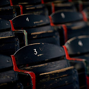 -BOSTON MA, November 3, 2009-..Images of Fenway Park taken with a tilt-shift lens for selective focusing. ..(Photo by Michael Ivins/Boston Red Sox)