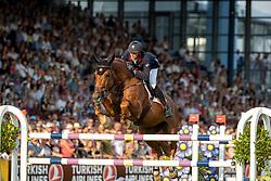 STAUT Kevin (FRA), Silver Deux de Virton HDC<br /> Aachen - CHIO 2018<br /> Mercedes Benz Nationenpreis<br /> 19. Juli 2018<br /> © www.sportfotos-lafrentz.de/Stefan Lafrentz