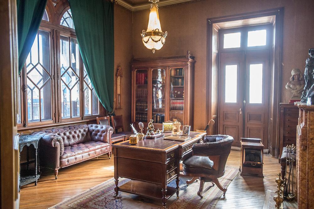 Braun Menendez Historical Museum office