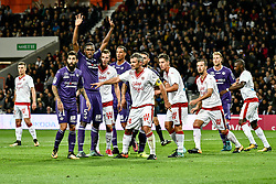 September 15, 2017 - Toulouse, France - Action Toulouse vs Bordeaux (Credit Image: © Panoramic via ZUMA Press)