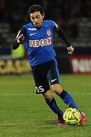 Bernardo SILVA   - 07.03.2015 -  Evian Thonon / Monaco -  28eme journee de Ligue 1 <br />Photo : Jean Paul Thomas / Icon Sport