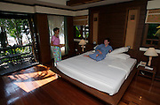 Ao Phrao Resort. Beachfront bungalow.