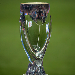 Championchip Trophy during the UEFA SUPERCUP match between Liverpool and Chelsea at Vodafone Park in Istanbul , Turkey on August 14 , 2019. <br /> Photo : Seskimphoto / Icon Sport