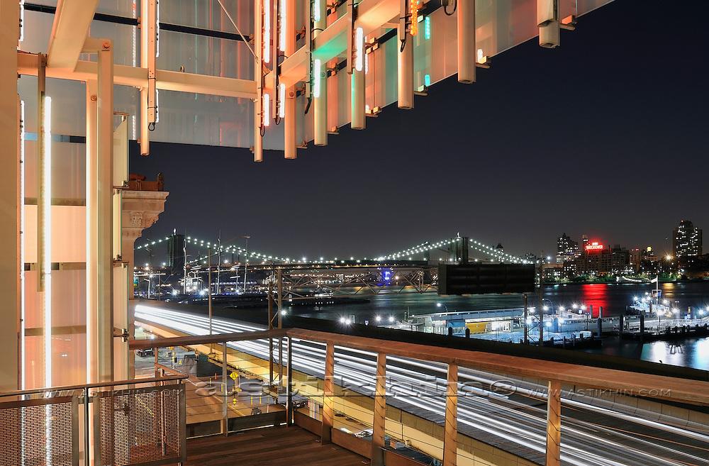 View from Manhattan.