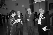 JENNIFER DICKSON RA, GILBERT AND GEORGE, SIR NORMAN ROSENTHAL, RA Annual dinner 2018. Piccadilly, 5 June 2018.
