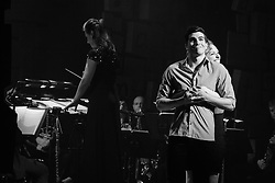 Rob Guest Endowment Recipient Daniel Assetta performs at the Rob Guest Endowment Gala 2015, taken at the Lyric Theatre in Sydney, on Monday, 9 November 2015.  <br /> <br /> Hosted by David Campbell and Lucy Durack, guest artists performing at the concert included musical theatre performers Rob Mills, Caroline O'Connor and Jemma Rix, Dirty Dancing star Mark Vincent, 2014 Rob Guest Endowment winner Josh Robson, and cast members from CATS and Matilda the Musical.<br /> <br /> The six finalists for the 2015 Rob Guest Endowment are Blake Appelqvist (West Side Story, new VCA Graduate), Daniel Assetta (Cats, Wicked), Hilary Cole (Carrie, Dogfight), Georgina Hopson (Into The Woods, The Pirates of Penzance), Rob McDougall (Les Miserables, Phantom of the Opera) and Ashleigh Rubenach (Anything Goes, The Sound of Music).  The competition was judged by three of Australian musical theatre's finest creatives, Kelly Abbey, Peter Casey and Gale Edwards.<br /> <br /> The 2015 recipient was Daniel Assetta.